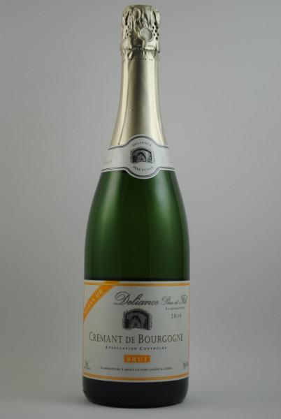 2011 Crémant de Bourgogne Brut